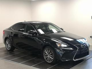 Used 2018 Lexus IS 300 for sale in Port Moody, BC