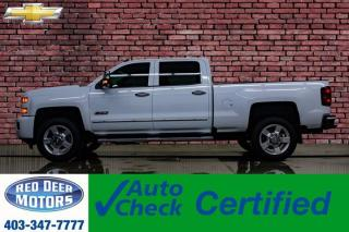 Used 2019 Chevrolet Silverado 2500 HD 4x4 Crew Cab LT Z71 Leather BCam for sale in Red Deer, AB