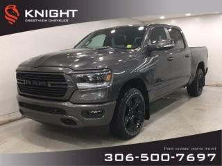 New 2021 RAM 1500 Sport Crew Cab for sale in Regina, SK