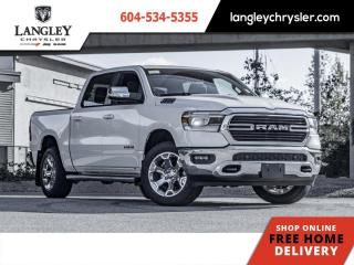 New 2021 RAM 1500 Big Horn  - HEMI V8 for sale in Surrey, BC