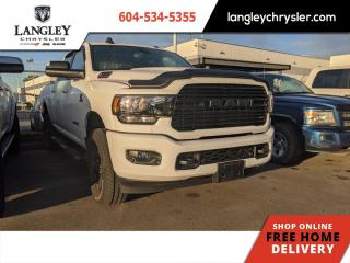 Used 2019 RAM 3500 Big Horn  Accident Free / Nav / Andriod / Apple Car Play for sale in Surrey, BC