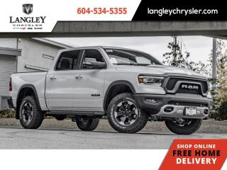 New 2021 RAM 1500 Rebel  - Sunroof for sale in Surrey, BC