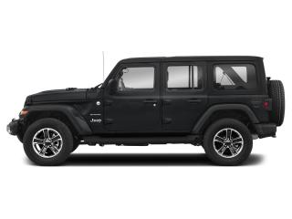 New 2021 Jeep Wrangler Sahara Unlimited  - Leather Seats for sale in Surrey, BC