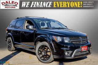 Used 2014 Dodge Journey SXT /HEATED SEATS /  KEYLESS GO / ROOF LUGGAGE for sale in Hamilton, ON