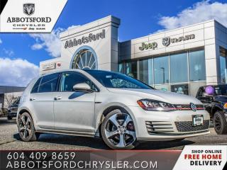 Used 2015 Volkswagen Golf GTI 5-Door Autobahn  - $123 B/W for sale in Abbotsford, BC