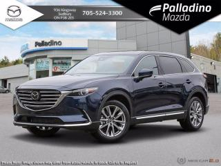 New 2021 Mazda CX-9 GRNDTR for sale in Sudbury, ON