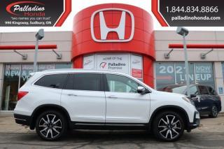 New 2021 Honda Pilot DEMO Touring 7-Passenger for sale in Sudbury, ON
