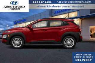 New 2021 Hyundai KONA Essential  - Heated Seats -  Apple CarPlay - $124 B/W for sale in Abbotsford, BC