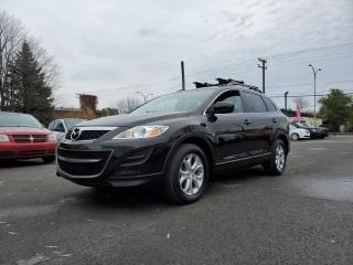 Used 2012 Mazda CX-9 AWD GS *CUIR*TOIT*BT* 90$/SEM for sale in St-Jérôme, QC