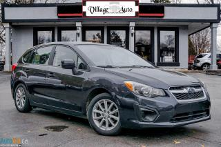 Used 2014 Subaru Impreza 2.0i w/Touring Pkg for sale in Ancaster, ON