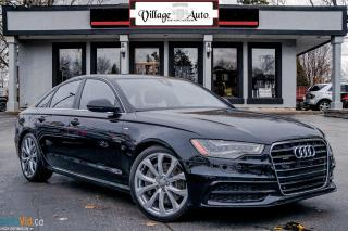 Used 2012 Audi A6 3.0T Premium S-Line for sale in Ancaster, ON