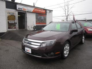 Used 2011 Ford Fusion SE for sale in Gloucester, ON
