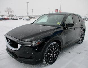 Used 2017 Mazda CX-5 GT for sale in Estevan, SK