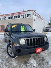 Used 2007 Jeep Patriot SPORT for sale in Winnipeg, MB