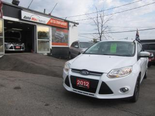 Used 2012 Ford Focus SE for sale in Gloucester, ON