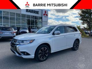 Used 2018 Mitsubishi Outlander SE for sale in Barrie, ON
