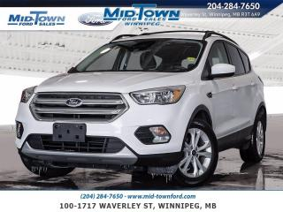 Used 2018 Ford Escape SE FWD for sale in Winnipeg, MB