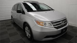 Used 2011 Honda Odyssey EX-L for sale in Winnipeg, MB
