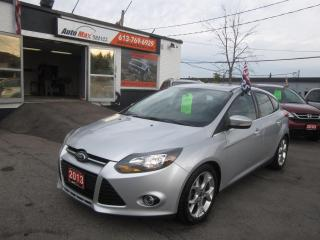 Used 2014 Ford Focus Titanium for sale in Gloucester, ON