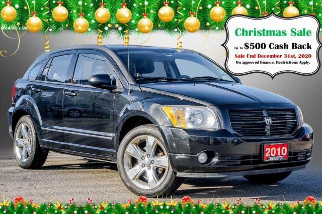 2010 Dodge Caliber SXT / HEATED SEATS /  REAR WIPER / CLEAN