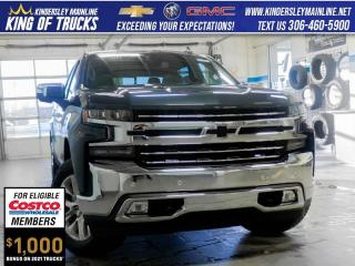 New 2021 Chevrolet Silverado 1500 LTZ for sale in Kindersley, SK