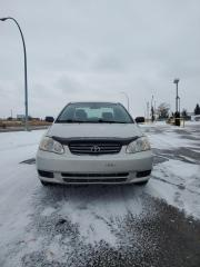 Used 2004 Toyota Corolla CE for sale in Calgary, AB