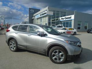 Used 2018 Honda CR-V EX-L for sale in St Catharines, ON