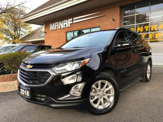 Used 2018 Chevrolet Equinox AWD LT w/1LT  Panoramic Sunroof R.Cam Certified* for sale in Concord, ON