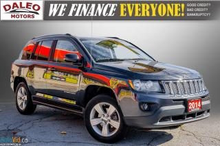 Used 2014 Jeep Compass NORTH / LOW KMS / CLEAN / for sale in Hamilton, ON
