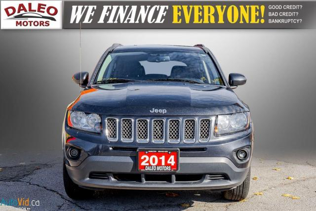 2014 Jeep Compass NORTH / LOW KMS / CLEAN / Photo3