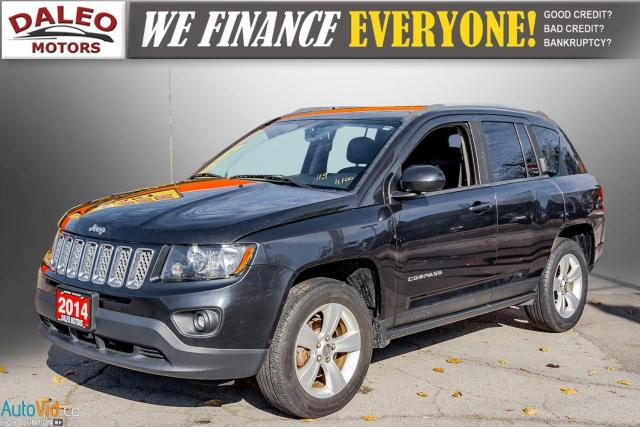 2014 Jeep Compass NORTH / LOW KMS / CLEAN / Photo4