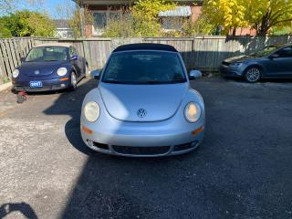 Used 2006 Volkswagen New Beetle for sale in Hamilton, ON