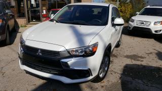 Used 2016 Mitsubishi RVR ES for sale in Etobicoke, ON
