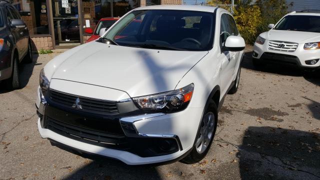 2016 Mitsubishi RVR ES
