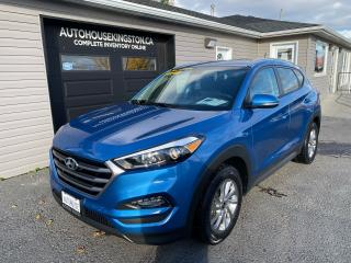 Used 2017 Hyundai Tucson Premium for sale in Kingston, ON