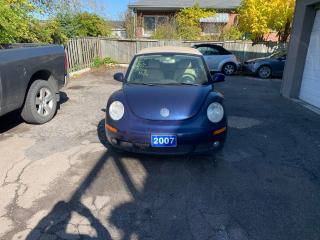 Used 2007 Volkswagen New Beetle for sale in Hamilton, ON