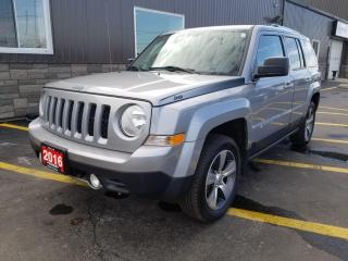 Used 2016 Jeep Patriot High Altitude-