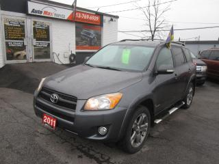 Used 2011 Toyota RAV4 Sport for sale in Gloucester, ON