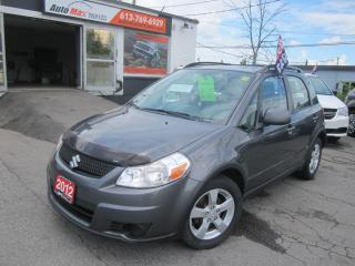 Used 2012 Suzuki SX4 JX for sale in Gloucester, ON