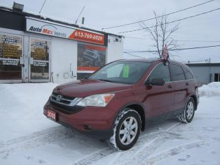 Used 2010 Honda CR-V LX for sale in Gloucester, ON