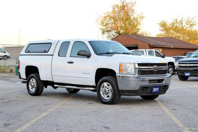 2011 Chevrolet Silverado 2500 2500 HD LT