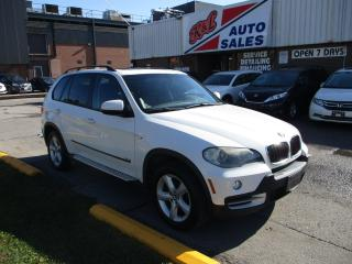 Used 2008 BMW X5 3.0si ~ 7 Passenger ~ PANO ROOF ~ NAV. ~ REAR CAM. for sale in Toronto, ON