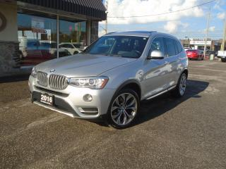 Used 2016 BMW X3 AWD 4dr xDrive28i NAVIGATION PANORAMIC B-CAMERAi for sale in Oakville, ON