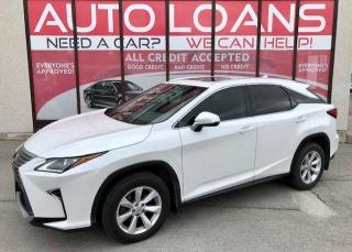 Used 2017 Lexus RX 350 ALL CREDIT ACCEPTED for sale in Toronto, ON
