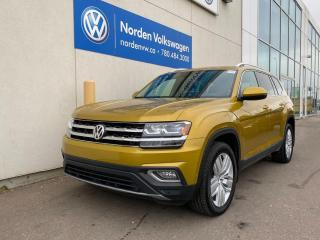 Used 2018 Volkswagen Atlas EXECLINE W/ CAPTAINS CHAIR PKG - LOADED / CERTIFIED for sale in Edmonton, AB
