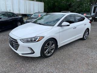 Used 2017 Hyundai Elantra Limited for sale in Oshawa, ON