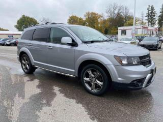 Used 2016 Dodge Journey Crossroad 4dr AWD Sport Utility for sale in Brantford, ON