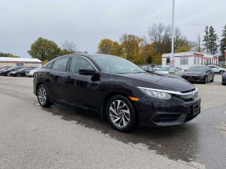 Used 2016 Honda Civic Sedan EX 4dr FWD Sedan for sale in Brantford, ON
