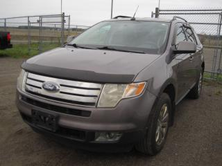 Used 2009 Ford Edge SEL for sale in Thunder Bay, ON