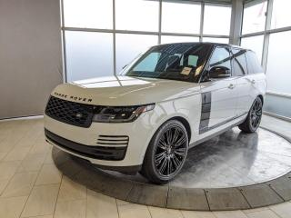 New 2021 Land Rover Range Rover WESTMINSTER for sale in Edmonton, AB